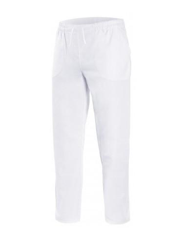 Pantalón con cintas 100% algodón VELILLA