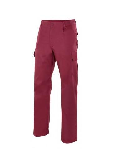 Pantalón multibolsillos serie 345...