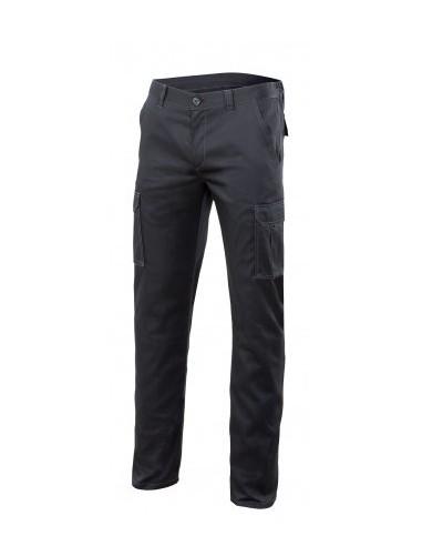 Pantalón stretch multibolsillos serie...