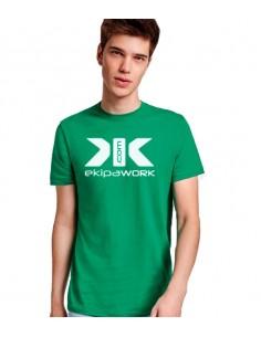 Camiseta básica algodón CON...