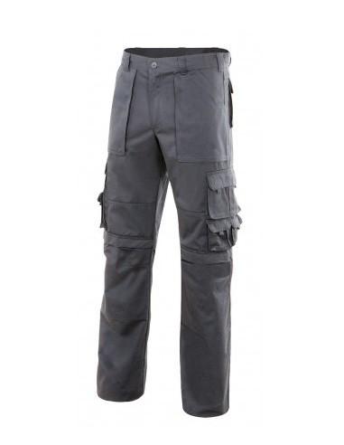 Pantalón multibolsillos serie...