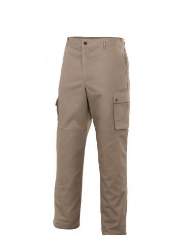 Pantalón multibolsillos serie Niquel...