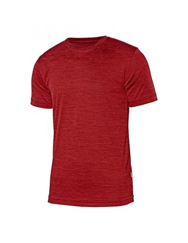 Camiseta técnica jaspeada serie...