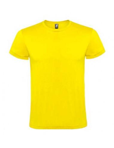 Camiseta ATOMIC básica algodón ROLY